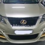 Karalux giới thiệu xe Lexus RX 350 mạ vàng