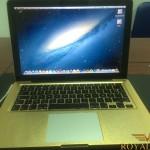 Royal Gold giới thiệu Macbook Pro mạ vàng độc đáo