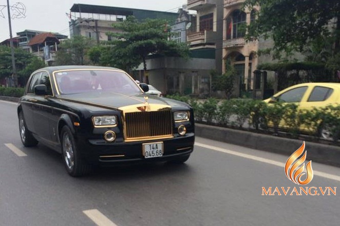 phantom rong ma vang 24K Quang Ninh