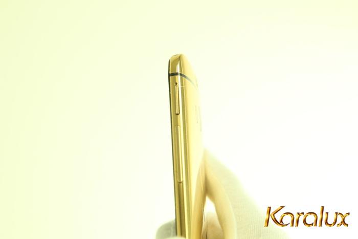 HTC One M8 mạ vàng 24K | Điện thoại ma vang tại Hà Nội Tp HCM giá rẻ