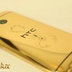 Karalux giới thiệu HTC One M8 mạ vàng sáng bóng như gương