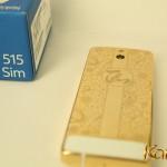 Karalux giới thiệu phiên bản Nokia 515 Hitgold giá rẻ