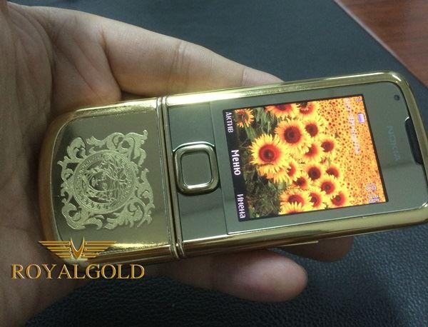 Nokia 8800 mạ vàng 24K | N8800 ma vang 18K