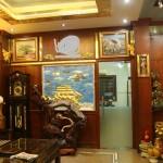 Biệt thự mạ vàng lộng lẫy tại Hồ Tây, Hà Nội