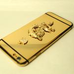 Karalux trình làng iPhone 6 mạ vàng đầu tiên trên thế giới