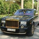 Rolls Royce Phantom 24k gold plated Dragon edition  in Vietnam