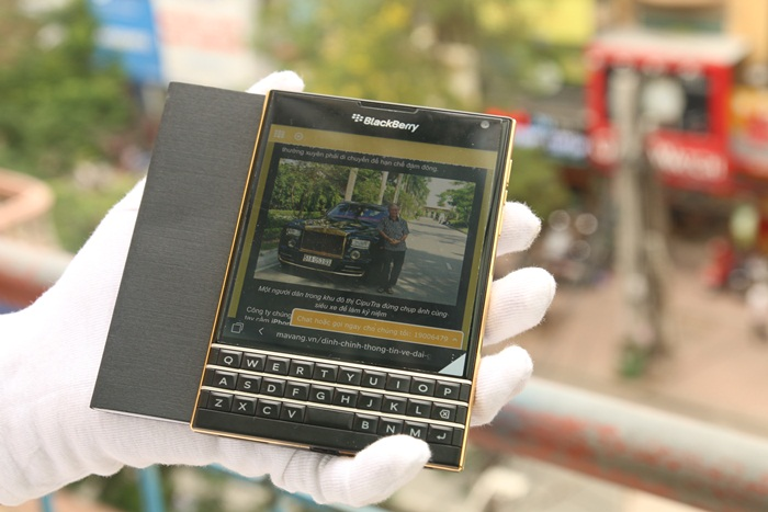 BB Passport 12