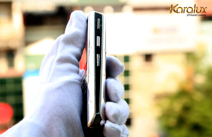 Karalux giới thiệu Samsung Ego S9402 mạ vàng bạch kim