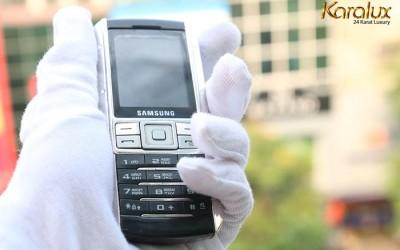 Samsung Ego S9402 mạ vàng bạch kim