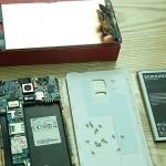 Hướng dẫn tháo lắp Samsung Galaxy Note 4 cực dễ để mạ vàng