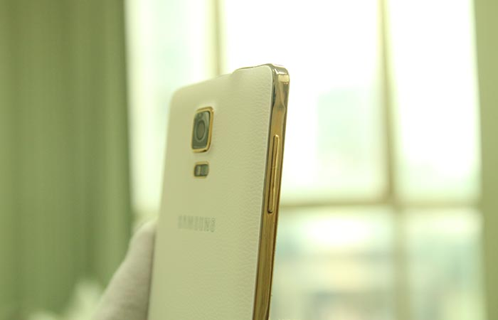 Note 4 gold, galaxy note4 mạ vàng 24K