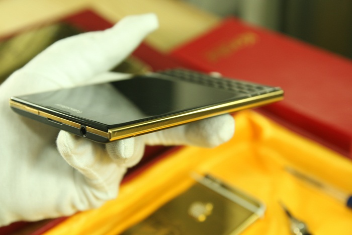 blacberry passport ma vang | BB gold mạ vàng 24K