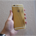Hướng dẫn mạ vàng cho iPhone 6 và các loại điện thoại