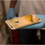 Guides for gold-plating iPhone 6 and other phones
