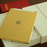 Karalux unveil the prices of 24K gold-plated iPad Air 2 in Vietnam