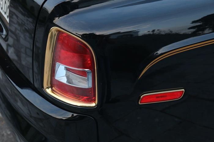sieu xe Rolls-Royce Phantom ma vang12