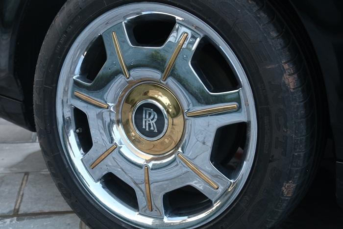 sieu xe Rolls-Royce Phantom ma vang14