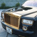 Karalux introduce another special 24K gold plated Rolls-Royce Phantom