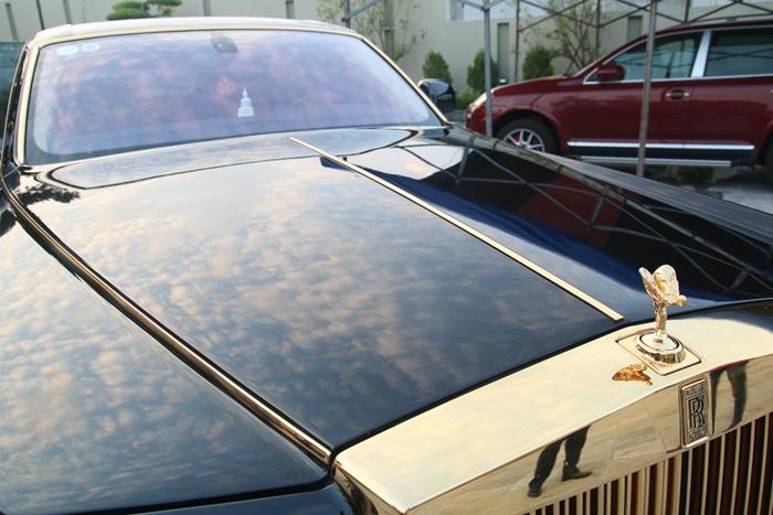 sieu xe Rolls-Royce Phantom ma vang5