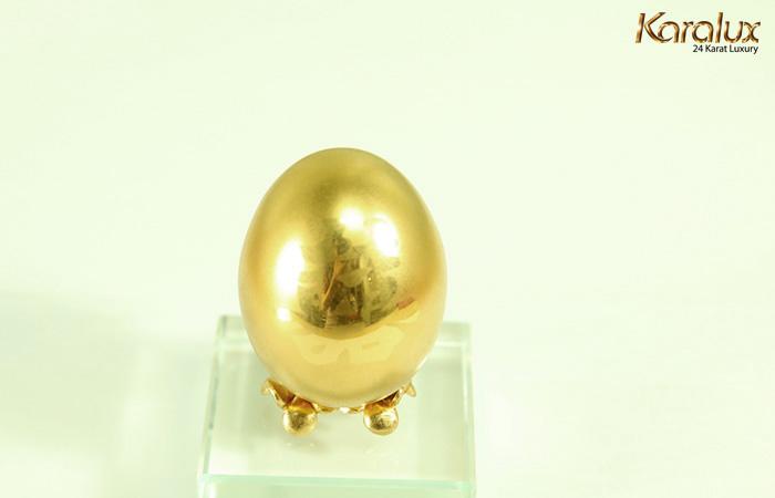 trung vang phong thuy | Trứng Vàng – Biểu Tượng May Mắn, Hấp Lực Và Sinh Sôi