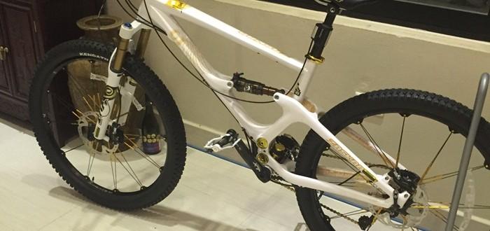 xe dap ma vang   Đẳng cấp với xe đạp mạ vàng 24K tại Việt Nam