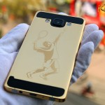 Karalux introduce gold-plated Samsung Galaxy A5