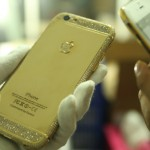 Karalux unveil a special iPhone 6 version with monolithic gold-casted shell