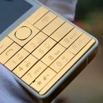 Bộ bàn phím Nokia 515 mạ vàng độc lạ
