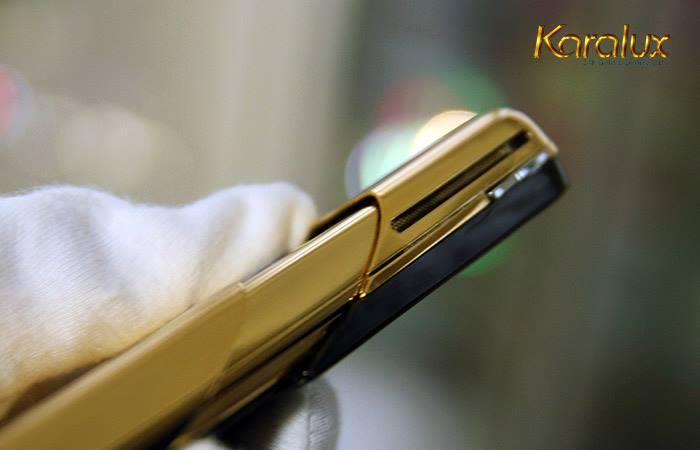 Điện thoại Nokia 8600 mạ vàng 24K đẳng cấp