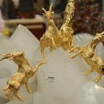 Ngắm bộ Tam Dương Khai Thái mạ vàng giá nửa tỷ đồng