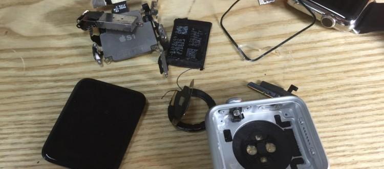 Hướng dẫn tháo, lắp, mở Apple Watch, Video mổ xẻ đồng hồ Apple
