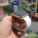 Chùm ảnh đồng hồ Apple Watch mạ vàng đầu tiên tại Việt Nam