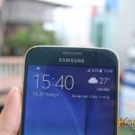 Chùm ảnh Galaxy S6 phiên bản màu đen được mạ vàng