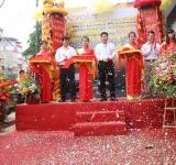 VinaTAB chính thức khai trương Showroom quà tặng mạ vàng Karalux