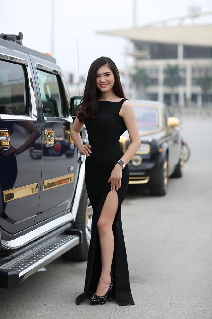 Xe Hummer H2 ma vang 24K | Chiên binh Off-road mạ vàng đẳng cấp tại Việt Nam