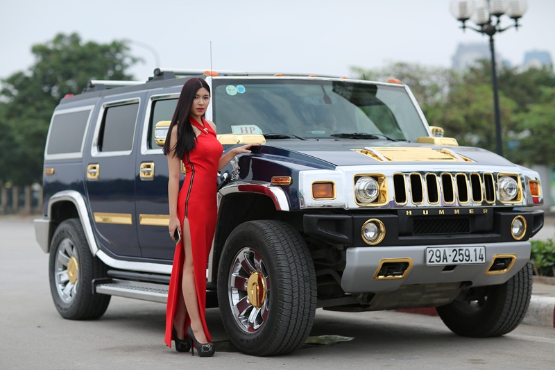 karalux launch luxurious goldplated hummer h2 edition