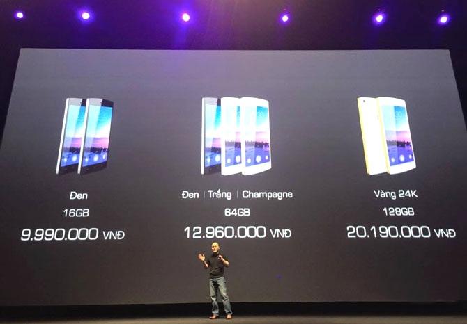 bphone ma vang 24k, giá điện thoại Bkav mạ vàng 24K tại Việt nam
