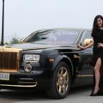 Bảng giá dịch vụ mạ vàng logo cho xe ô tô mới nhất