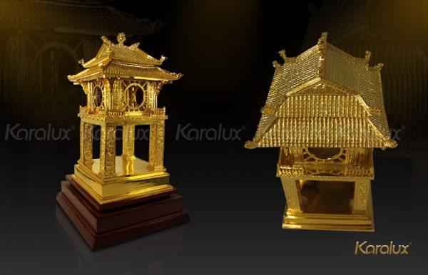 Biểu tượng của thủ đô Hà Nội khuê Văn Các