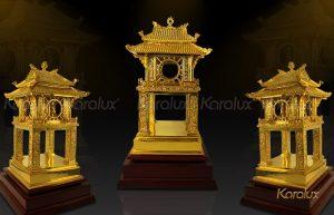 Giá bán mô hình Khuê Văn Các mạ vàng tại Hà Nội, Tp HCM