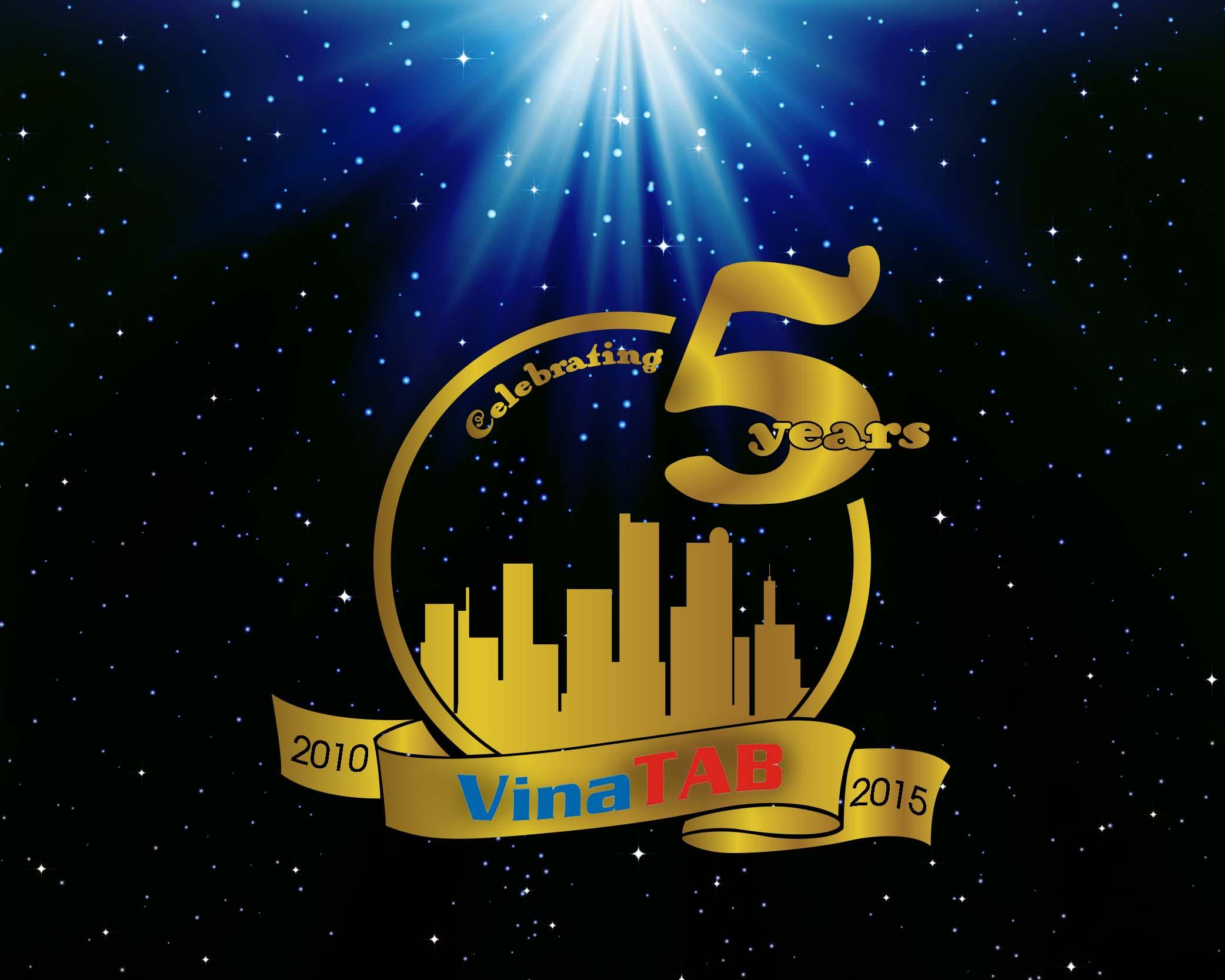 ky niem thanh lập VInaTAB, Karalux, VinaTAB tại Việt Nam