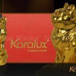 Chùm ảnh tượng Mèo phong thủy mạ vàng cho người tuổi Mão