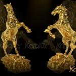 Mua Quà tặng phong thủy mạ vàng ở đâu tại Đà Nẵng ?