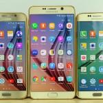 Karalux tiếp tục giới thiệu Galaxy S6 Edge plus mạ vàng 24K