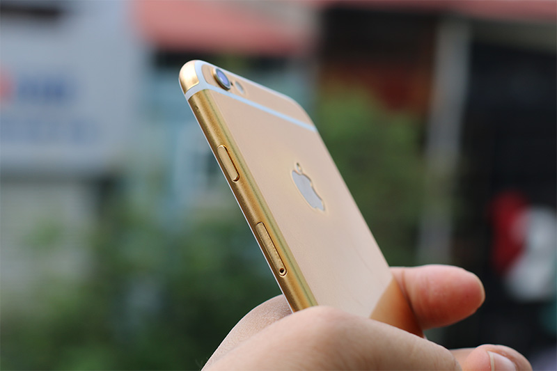 iPhone 6s, ip6s plus mạ vàng 24K đính kim cương, Rồng vàng tại Tp HCM, Hà Nội