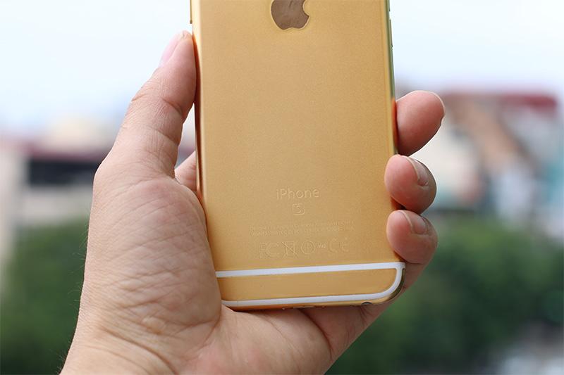 Karalux trình làng phiên bản iPhone 6s mạ vàng đẳng cấp