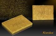 Hộp đựng danh thiếp mạ vàng 24K - Mã số NC01   Quà tặng sếp VIP Nam nữ