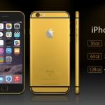 Karalux thông báo giá iPhone 6s và 6s plus mạ vàng