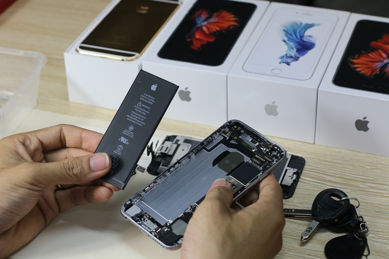 iphone 6s tear down