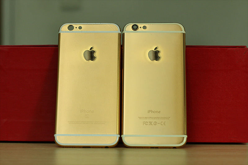 ip6s gold